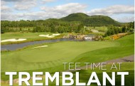 Tee time at Tremblant