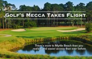 Golf's Mecca takes flight