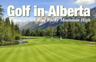 Golf In Alberta - A real Rocky Mountain High