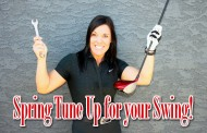 Spring Tune up for your Swing