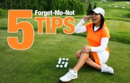 """5 """"Forget-me-Not"""" Tips"""