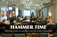 Hammer Time! Buying Wine at Auction can be tricky business