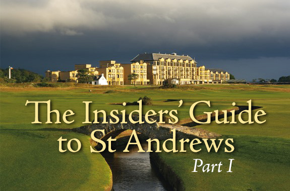 The Insiders' Guide to St Andrews
