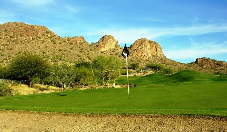 Gold Canyon Golf Resort, Arizona