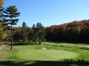 MK - Muskoka Lakes Golf and Country Clubsixth hole 2