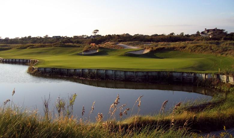 17th on The Ocean Course at Kiawah Island Golf Resort, South Carolina