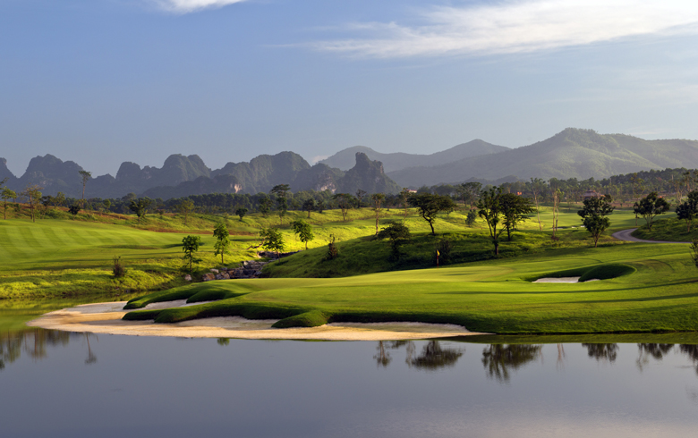 Vietnam - World Class Golf with Delightful Caddies!
