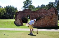 Brad King at The Patriot Golf Course, South Carolina