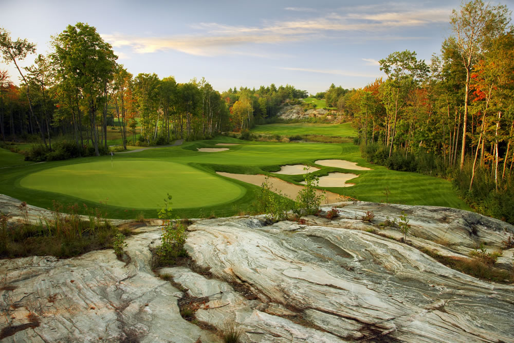 9 Muskoka Bay Club Gravenhurst Traveling Golfer
