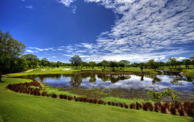 Siam Country Club Pattaya, Old Course, Thailand