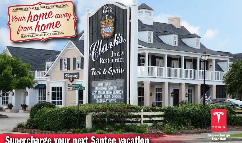 SUPERCHARGE YOUR NEXT SANTEE VACATION