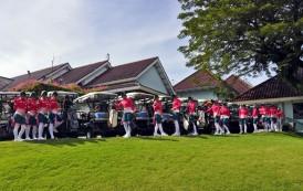 Caddies Ready to Go - Bumi Serpong Dami (BSD) Course, Tangerang, Indonesia