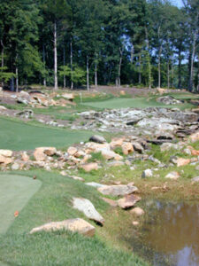 Tot Hill Harms - Hole 13