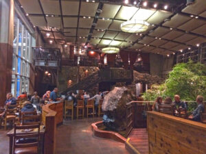 Inside Stone Brewery Restaurant (c) Stone Brewery