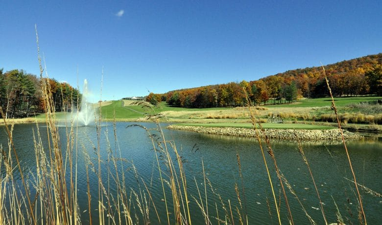 The Highlands Golf Club at Fisher Mountain, West Virginia