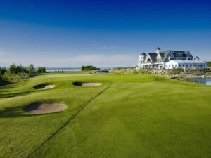 9th hole, Cobble Beach Golf Links