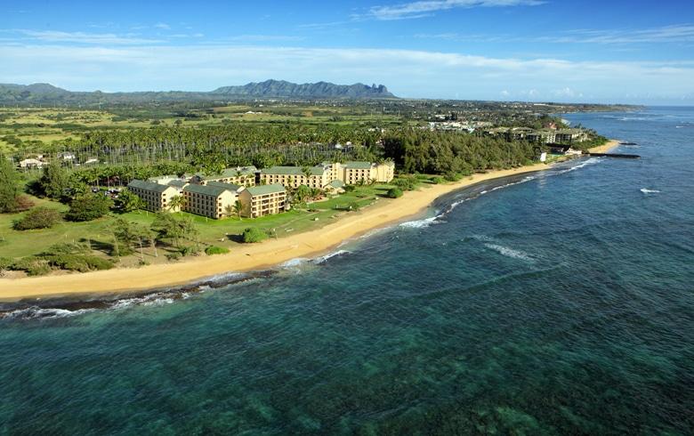 NEW IAGTO MEMBER - USA: Welcome to Hawaii's Courtyard Kaua'i at Coconut Beach