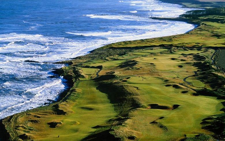 Kingsbarns Golf Links soars to chart success