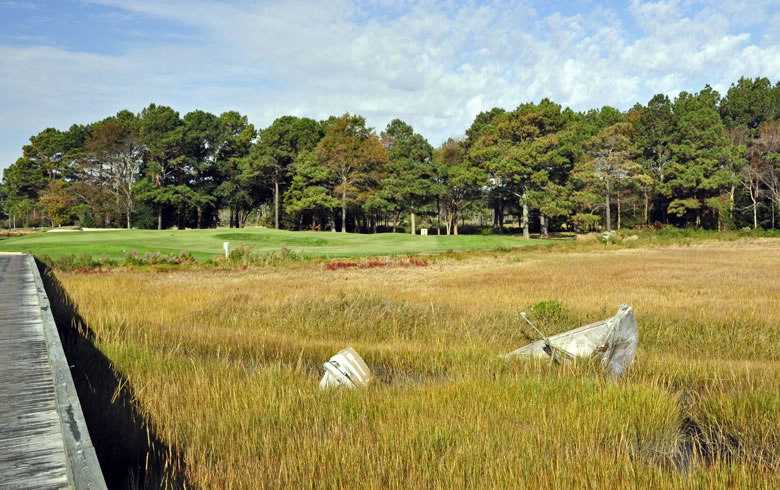 Eagles Landing Golf Course - Ocean City - Maryland