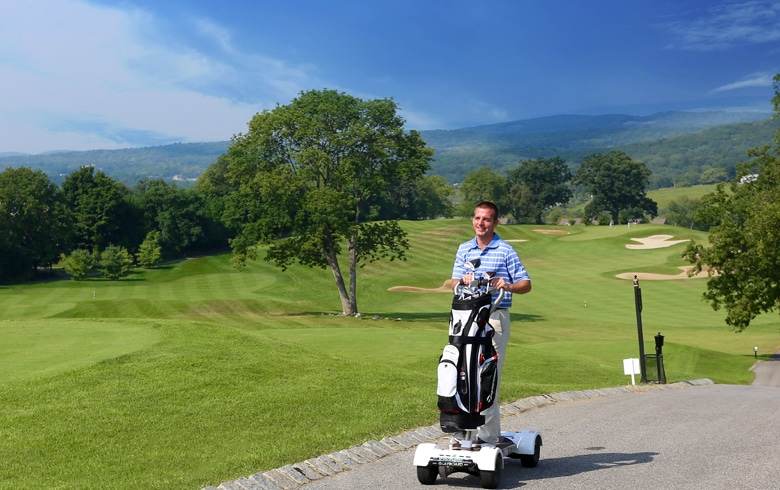 Crystal Springs Resort Partners with International Association of Golf Tour Oprators