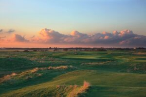 Panorama over Royal Cinque Ports (Kevin Murray)