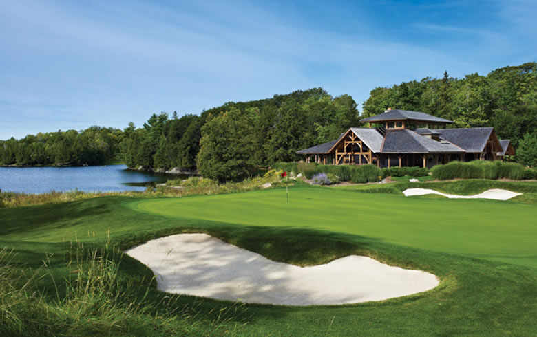 More than Marquee Golf in Muskoka