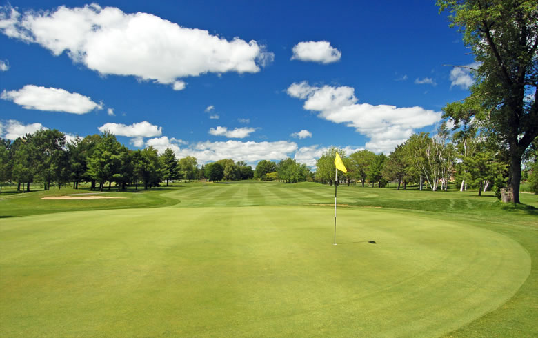 Bay of Quinte Region - Golf Surprises and Delights