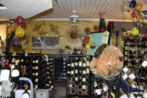 More than wine at Santee Fine Wine