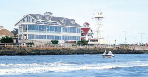 Harrison's Harbor Watch Restaurant