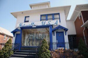 Motown Museum, Detroit © Peter Ellegard