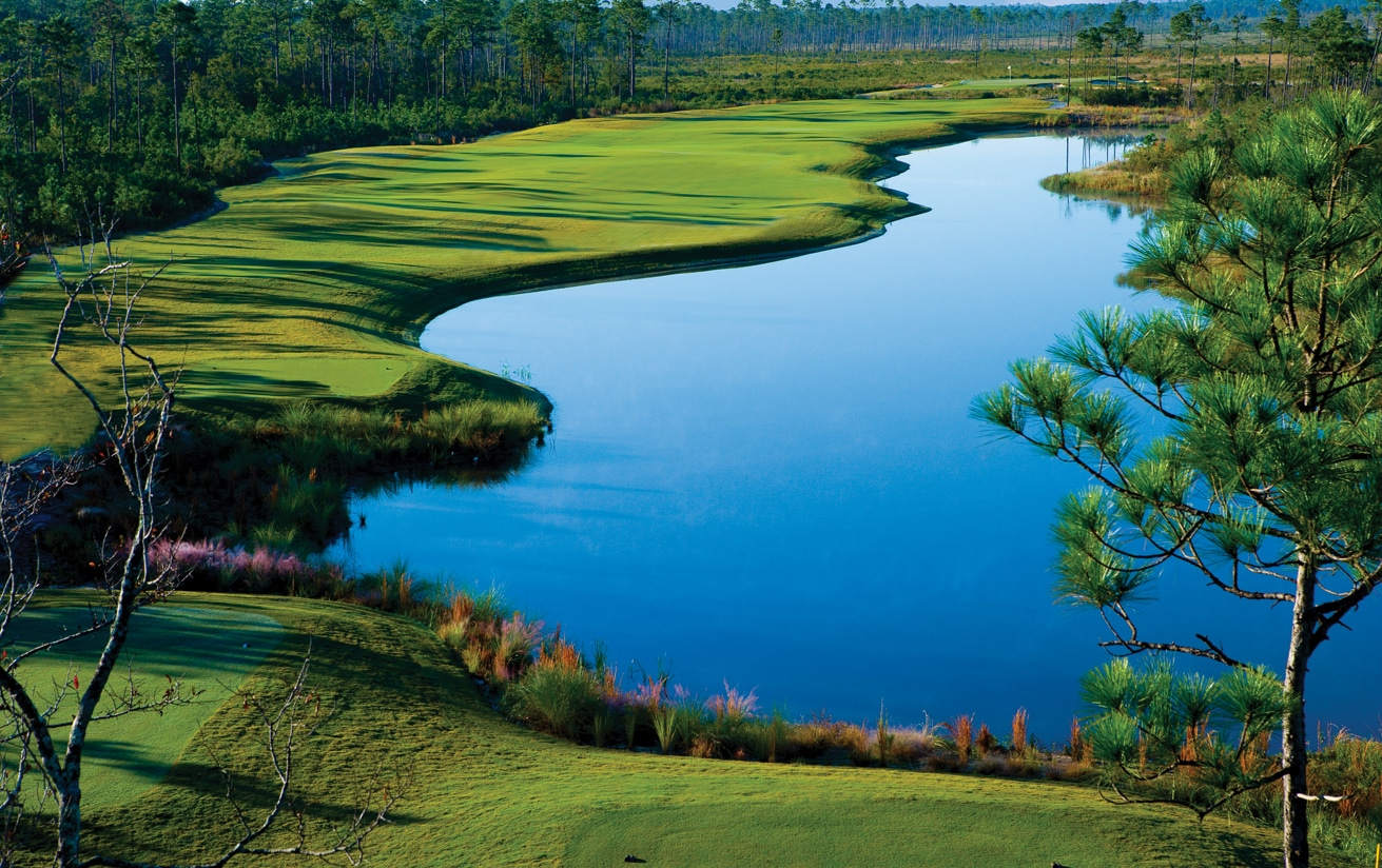 The Preserve Golf Club - Mississippi