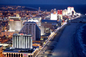 Atlantic City at Night