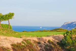Oitavos Dunes - 14th hole