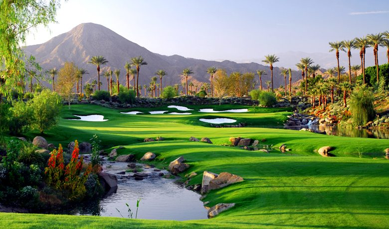 Celebrity Course #14 - Indian Wells Golf Resort - California