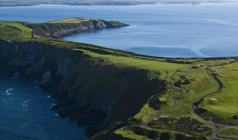 #12 The Courcean Stage - Old Head Golf Links - Ireland