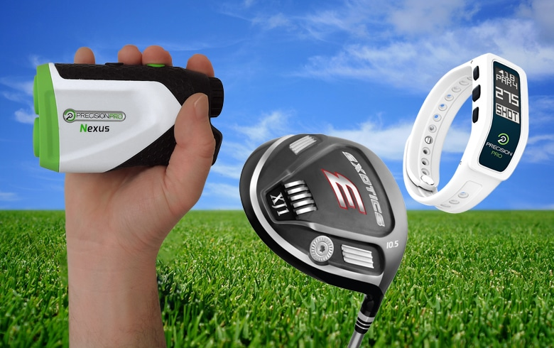 Tour Edge, Precision Pro Golf take big steps forward