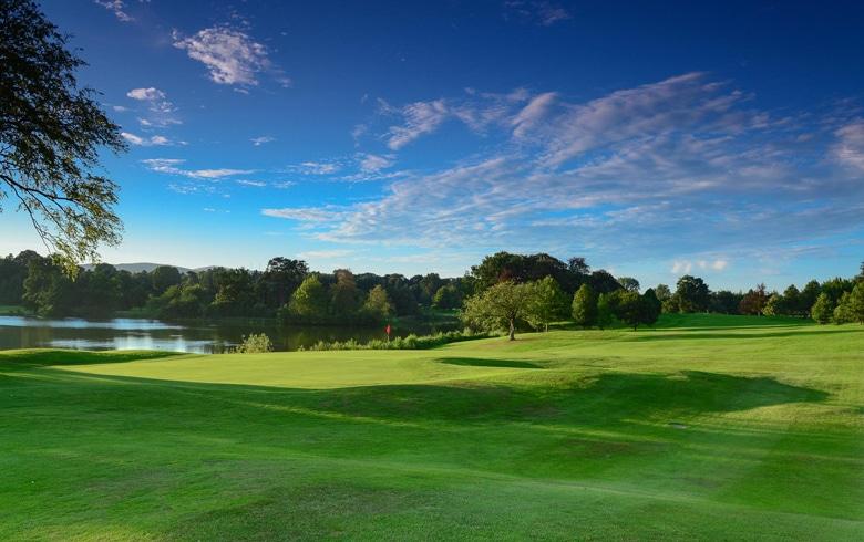 18th Green - Malone Golf Club, Northern Ireland