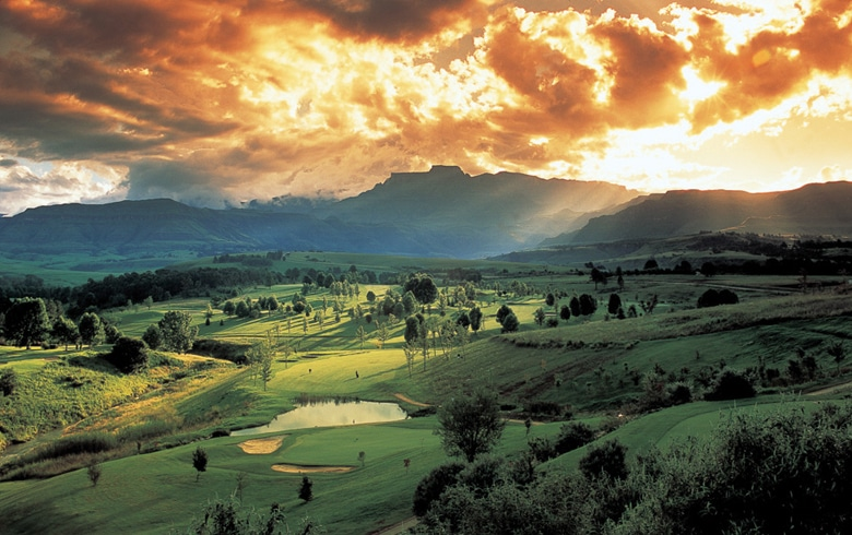 Rovos Rail & Shongololo Golf in South Africa