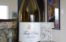 $24.95 - First Press Chardonnay 2015