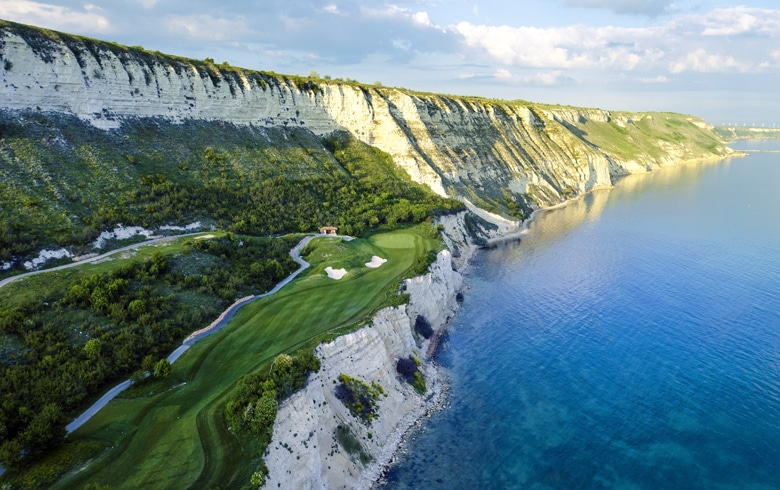 Thracian Cliffs Golf Course, Bulgaira