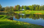 14th Hole on Shenendoah Course, Turning Stone Resort, New York