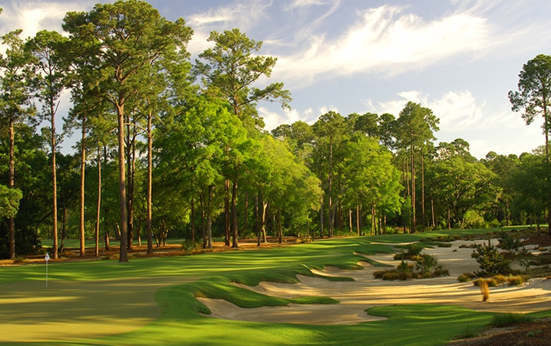 Hole 11 at May River Golf Course, South Carolina