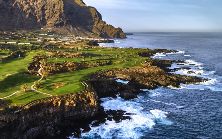 Buenavista Golf, Tenerife, Canary Islands