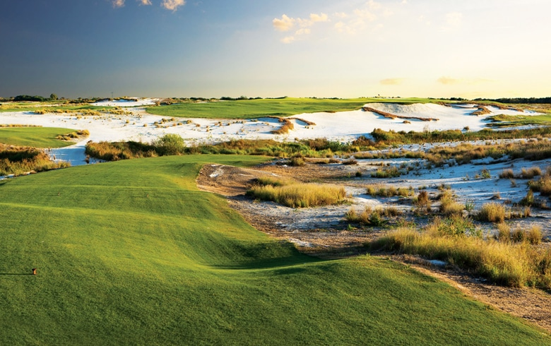 Expect the unexpected at Streamsong