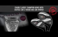 PGA Tour Champions Sizzling with Tour Edge CBX Clubs