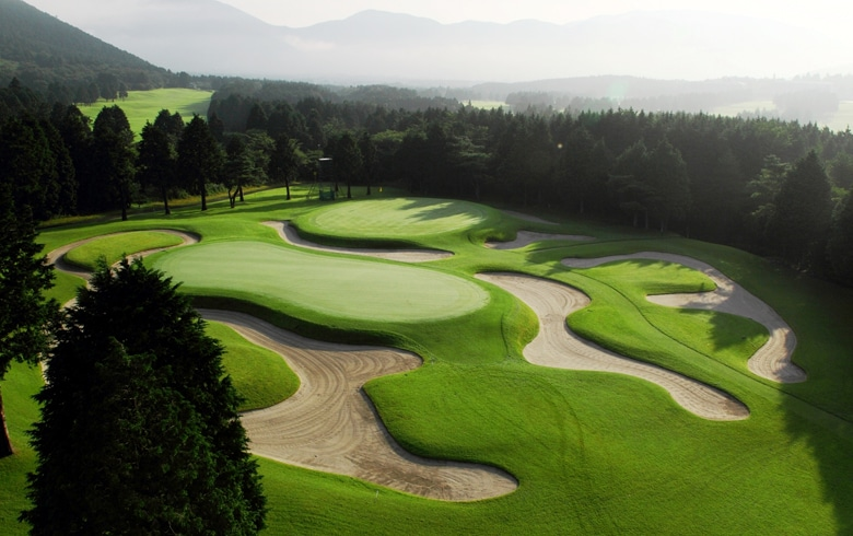 Daihakone Country Club, Japan