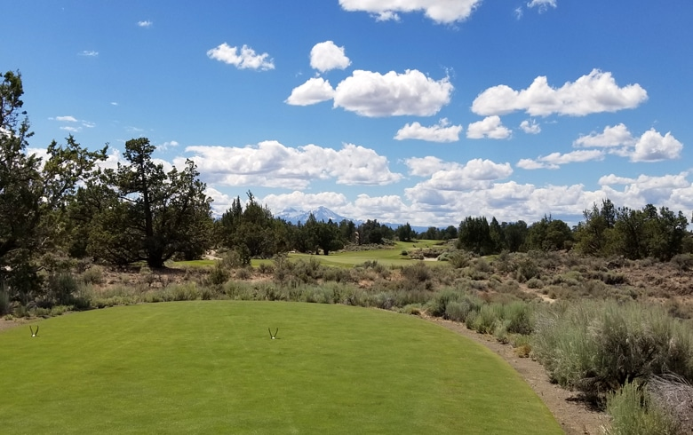 High Desert Golf - Without the Desert Heat
