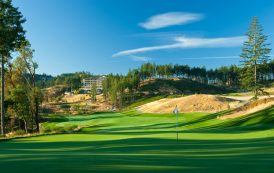 The Valley Course at Bear Mountain Resort Community, British Columbia, Canada