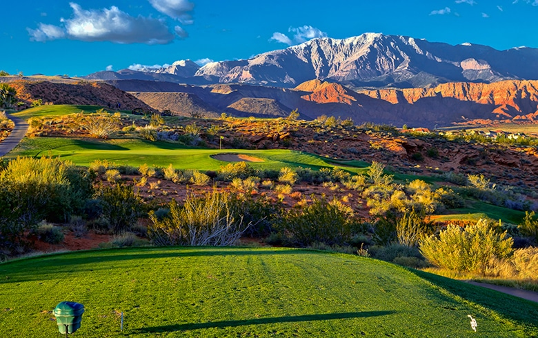 Green Spring Golf Course, Utah