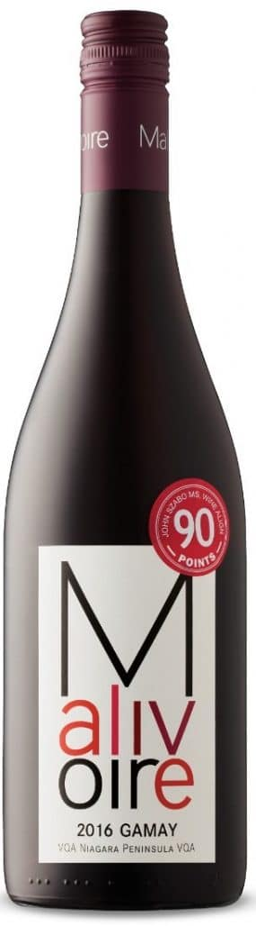 Malivoire 2016 Gamay